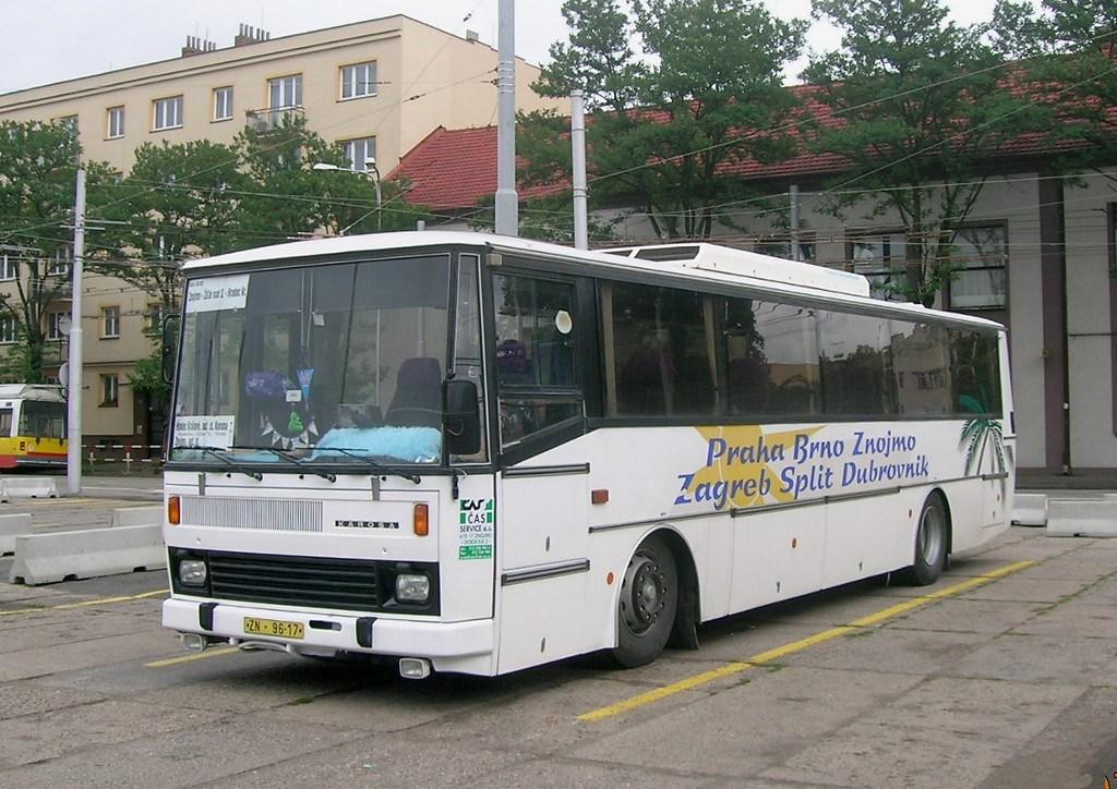 Fotogalerie » Karosa LC736 ZN 96-17 | Hradec Králové | ?