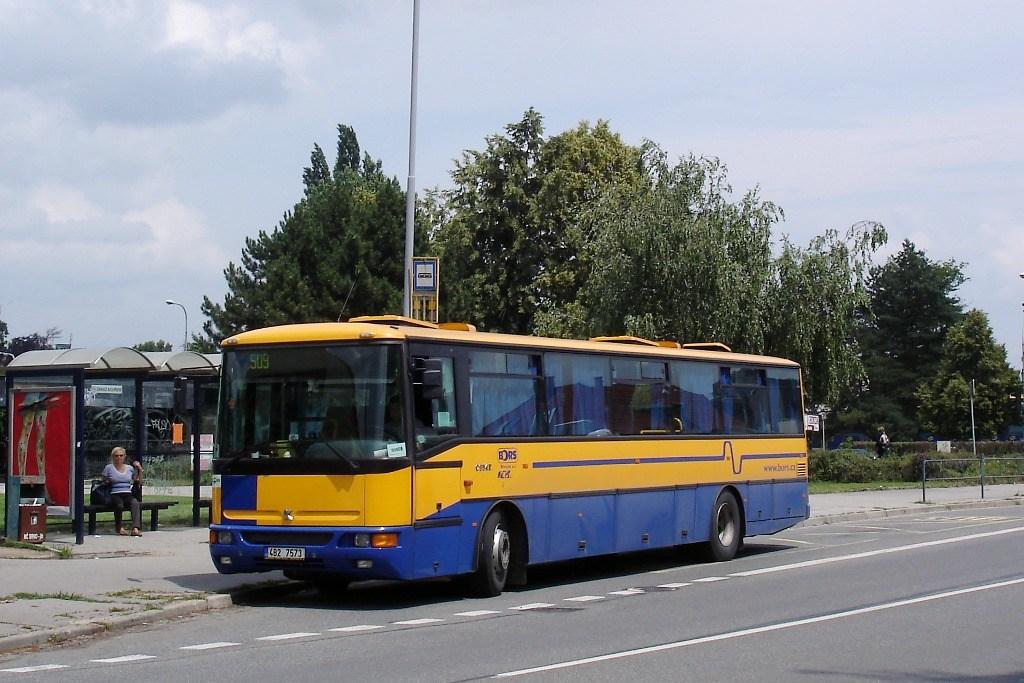 Fotogalerie » Karosa C954E.1360 4B2 7573 | Brno | Komárov | Kšírova | Komárov