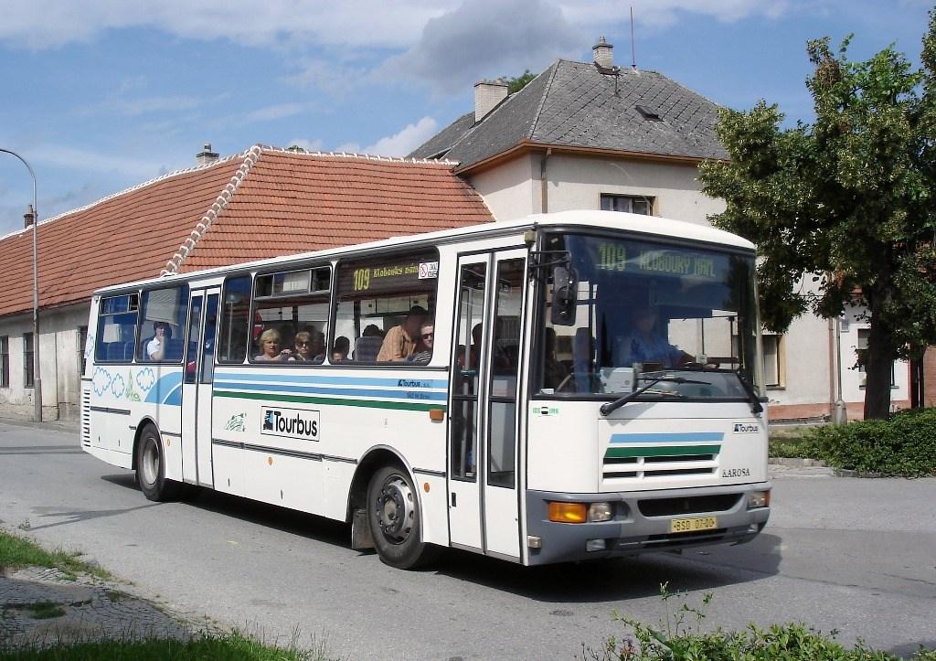 Fotogalerie » Karosa C934 BSD 07-00 | Brno | Tuřany | Hasičská