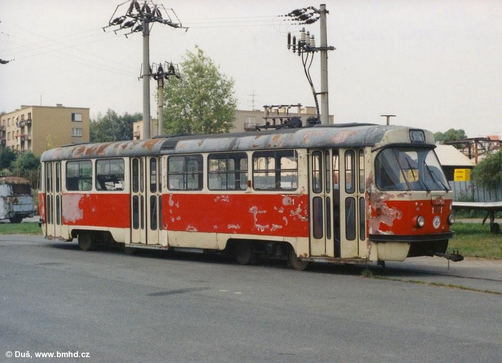 Fotogalerie » T3 1521 | Brno | Líšeň | TMB Líšeň