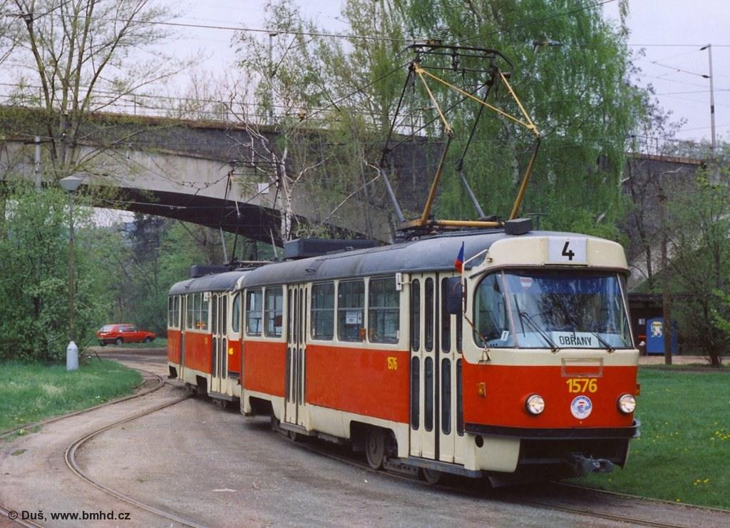 Fotogalerie » T3M 1576   T3M 1574   Brno   Maloměřice   Obřanská   Babická