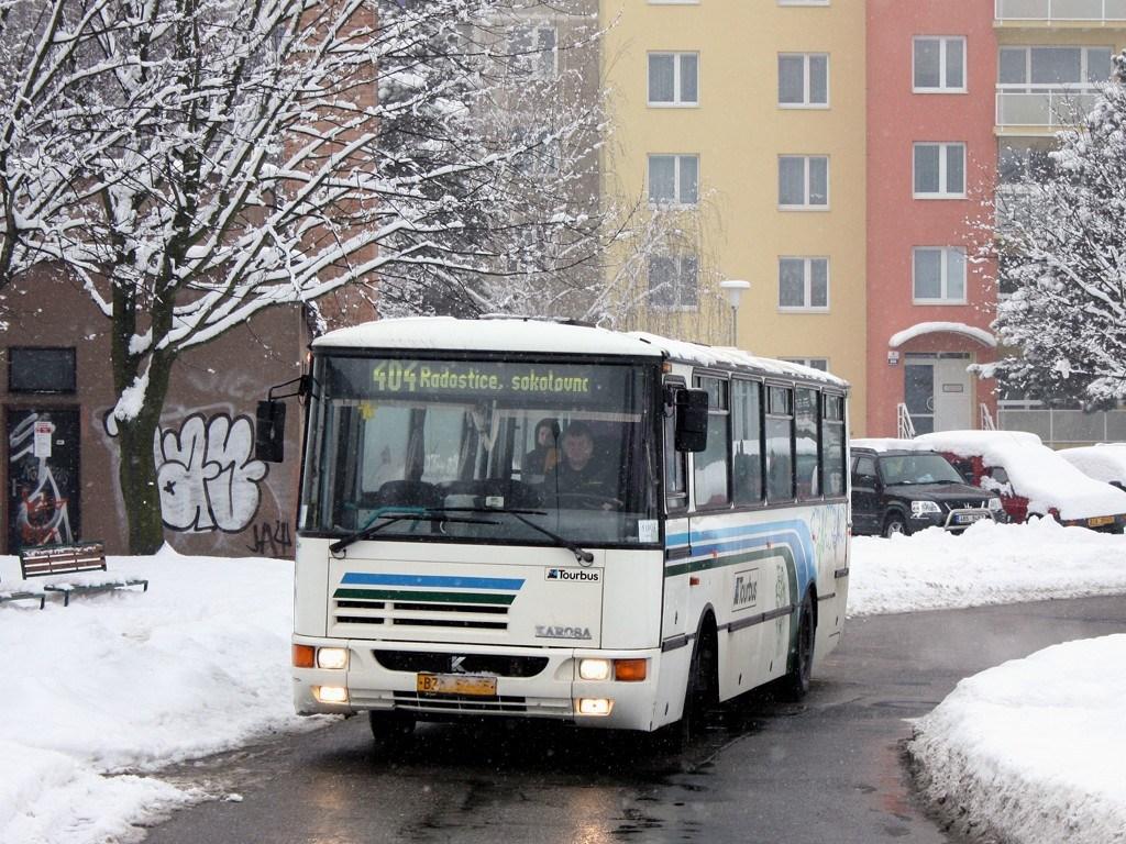 Fotogalerie » Karosa C934E.1351 BZM 52-55   Brno   Starý Lískovec   Vltavská