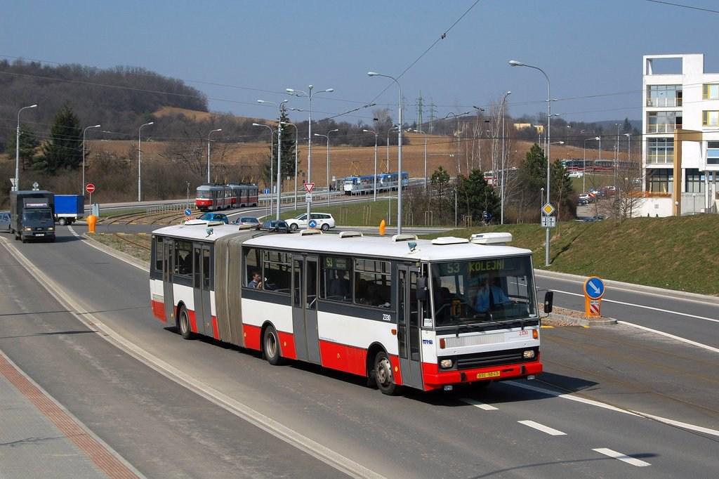 Fotogalerie » Karosa B741.1924 2330 | Brno | Královo Pole | Purkyňova