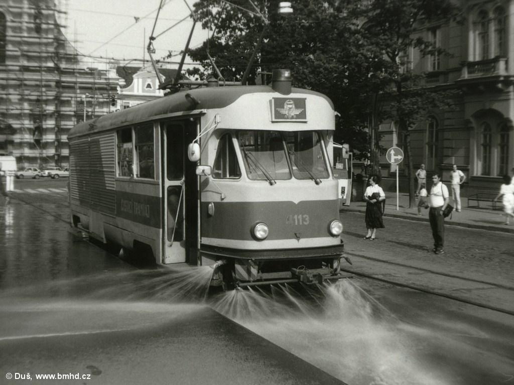 Fotogalerie » T2 služební 4113 | Brno | střed | Joštova | Česká