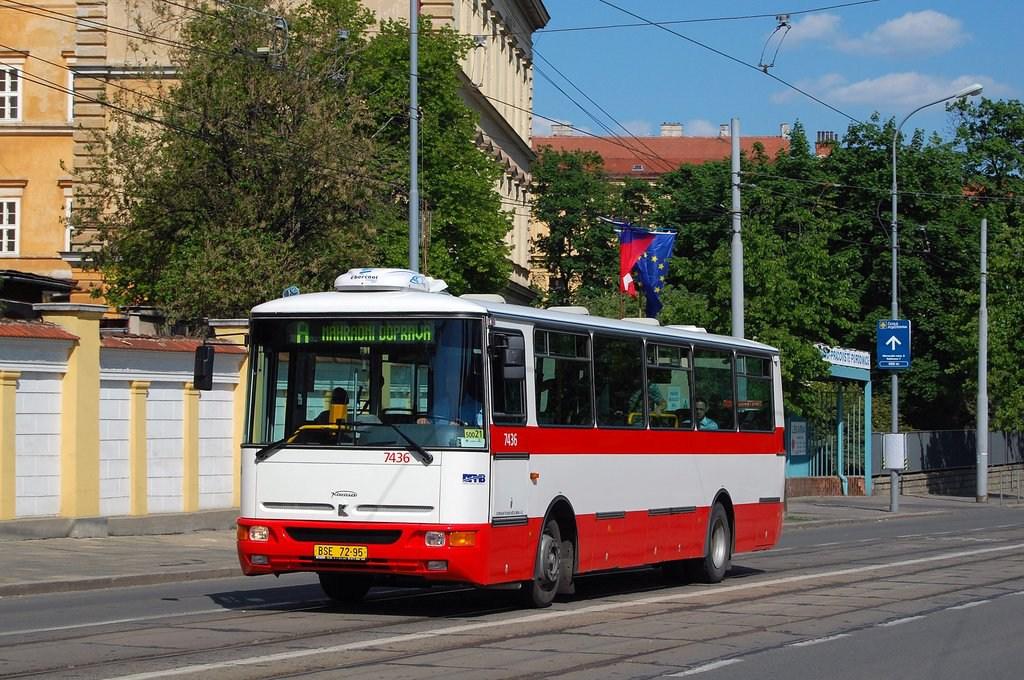 Fotogalerie » Karosa B931.1675 7436 | Brno | střed | Údolní