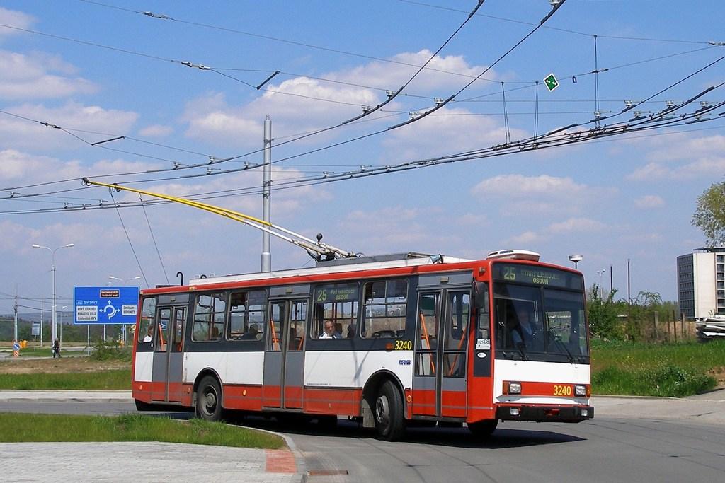 Fotogalerie » Škoda 14TrR 3240 | Brno | Bohunice | Netroufalky | Nemocnice Bohunice