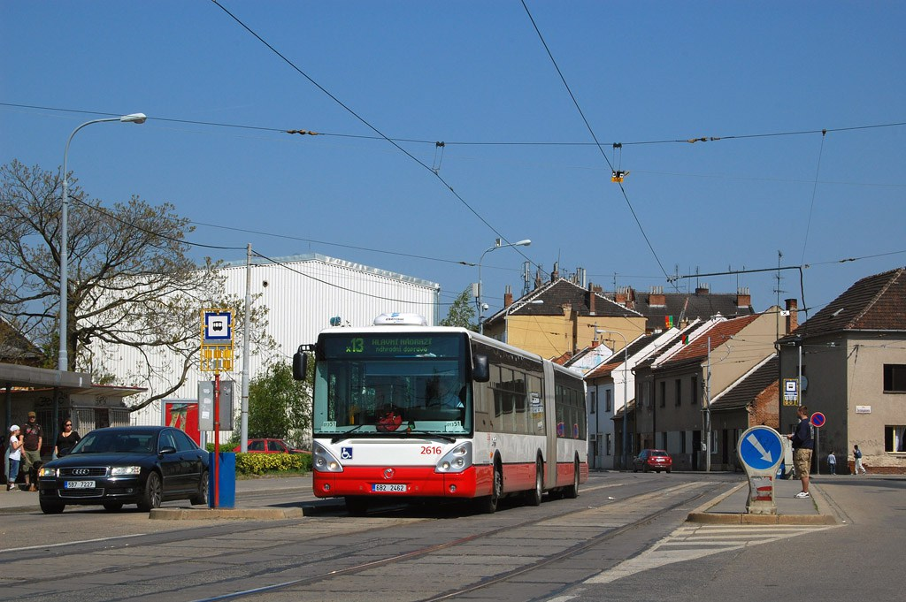 Fotogalerie » Irisbus Citelis 18M 2616   Brno   Židenice   Životského   Životského