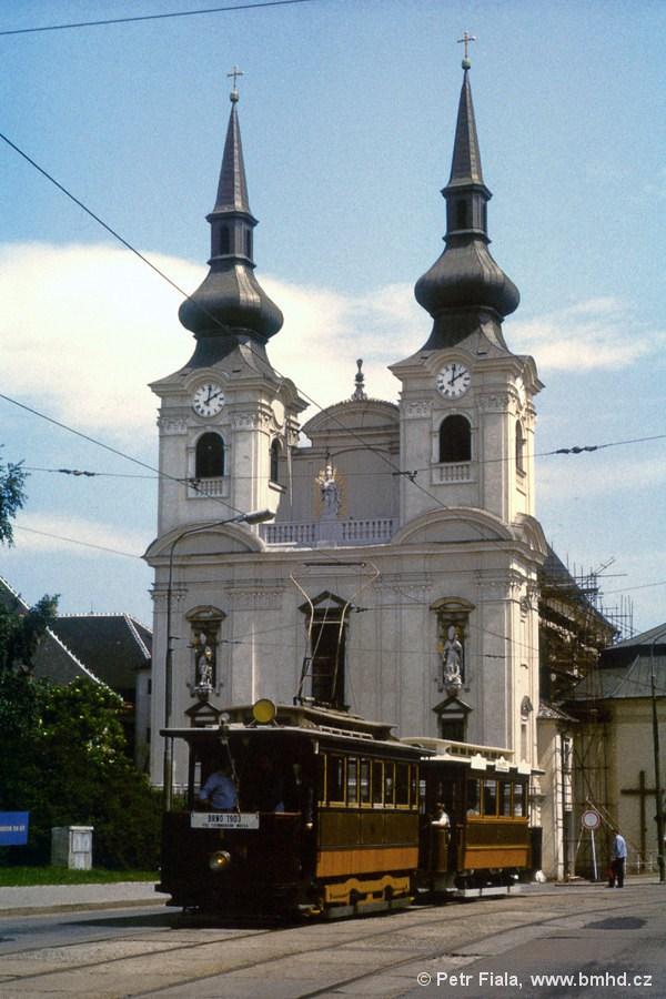 Fotogalerie » mv2 1 | vv1 61 | Brno | Zábrdovice | Zábrdovická