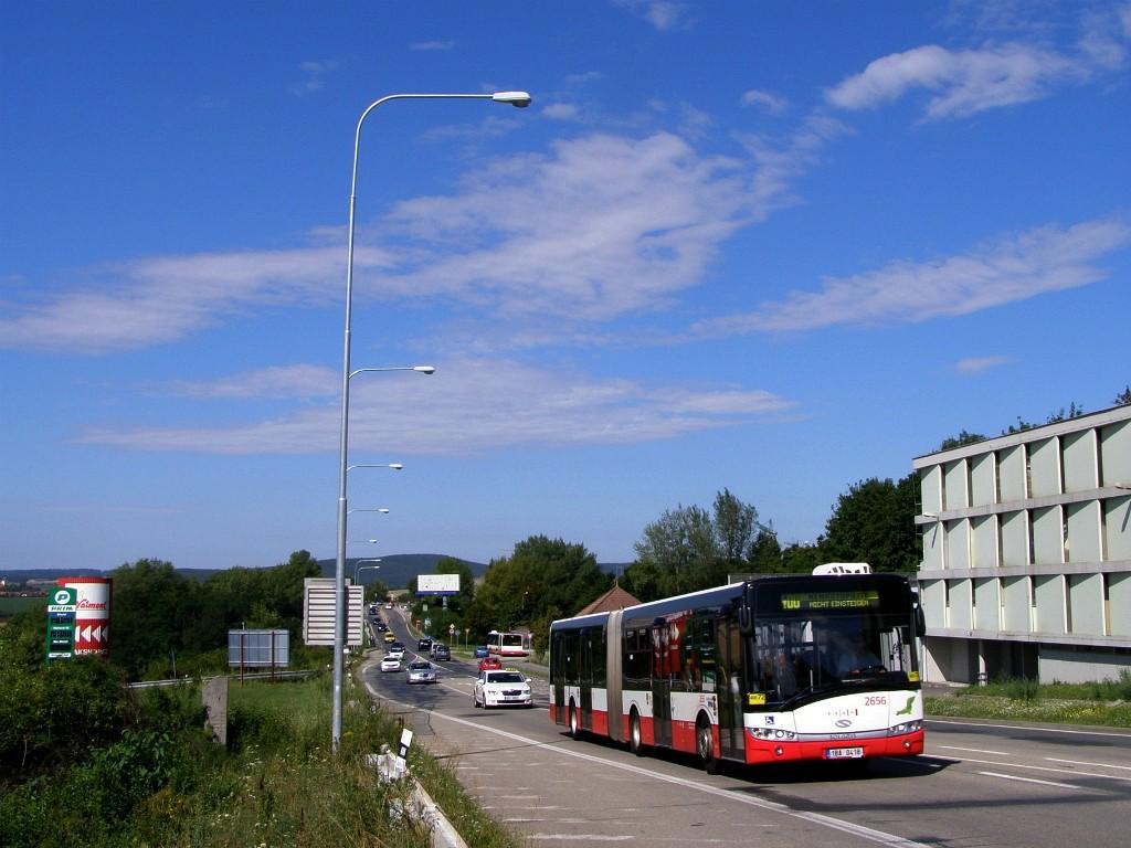 Fotogalerie » Solaris Urbino 18 III 1BA 0418 2656   Brno   Starý Lískovec   Jihlavská