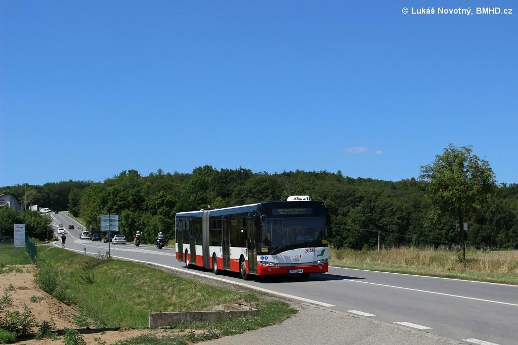 Fotogalerie » Solaris Urbino 18 III 1BA 0408 2646 | Popůvky | Vintrovna | II/602