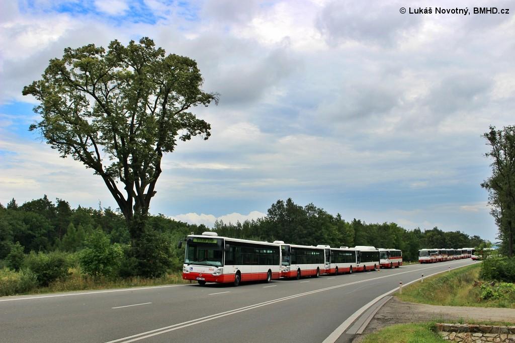 Fotogalerie » Irisbus Citelis 12M 6B6 6852 7656 | Irisbus Citelis 12M 6B6 6849 7659 | Popůvky | Vintrovna | II/602