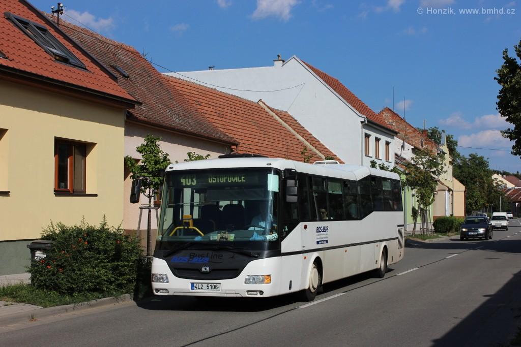 Fotogalerie » SOR CN 12 4L2 5106 | Brno | Starý Lískovec | Klobásova