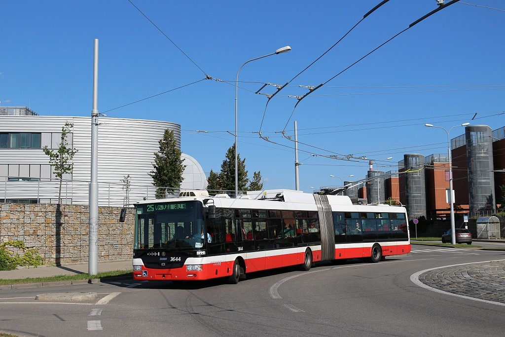 Fotogalerie » Škoda 31Tr 3644 | Brno | Bohunice | Kamenice