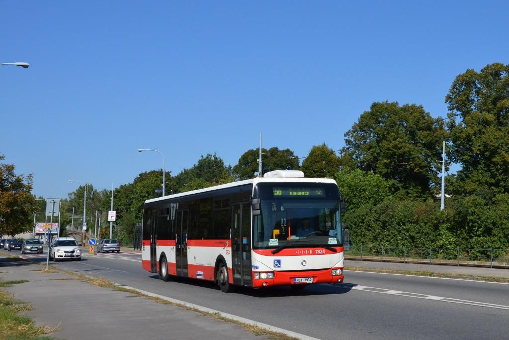Fotogalerie » Irisbus Crossway LE 12M 7B3 3934 7824 | Brno | Žabovřesky | Žabovřeská
