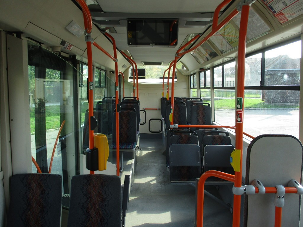 Fotogalerie » Irisbus Citelis 12M 6B6 6851 7657