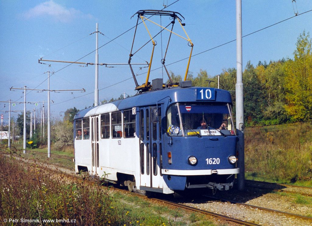 Fotogalerie » T3SUCS 1620 | Brno | Ostravská