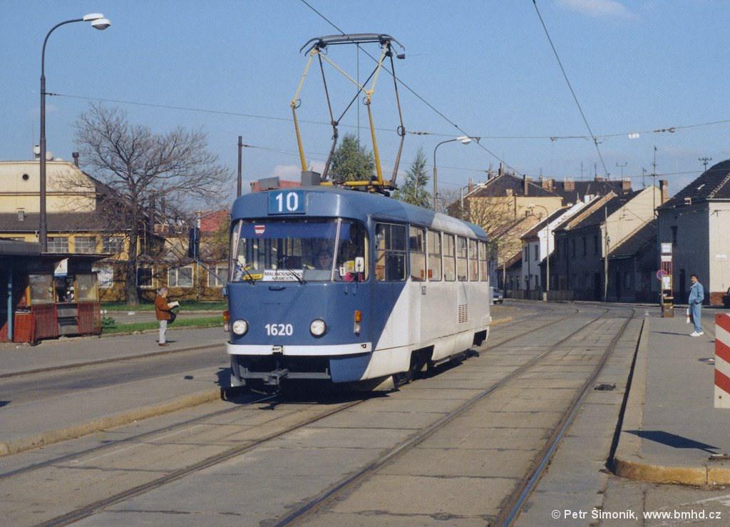 Fotogalerie » T3SUCS 1620 | Brno | Židenice | Životského | Životského