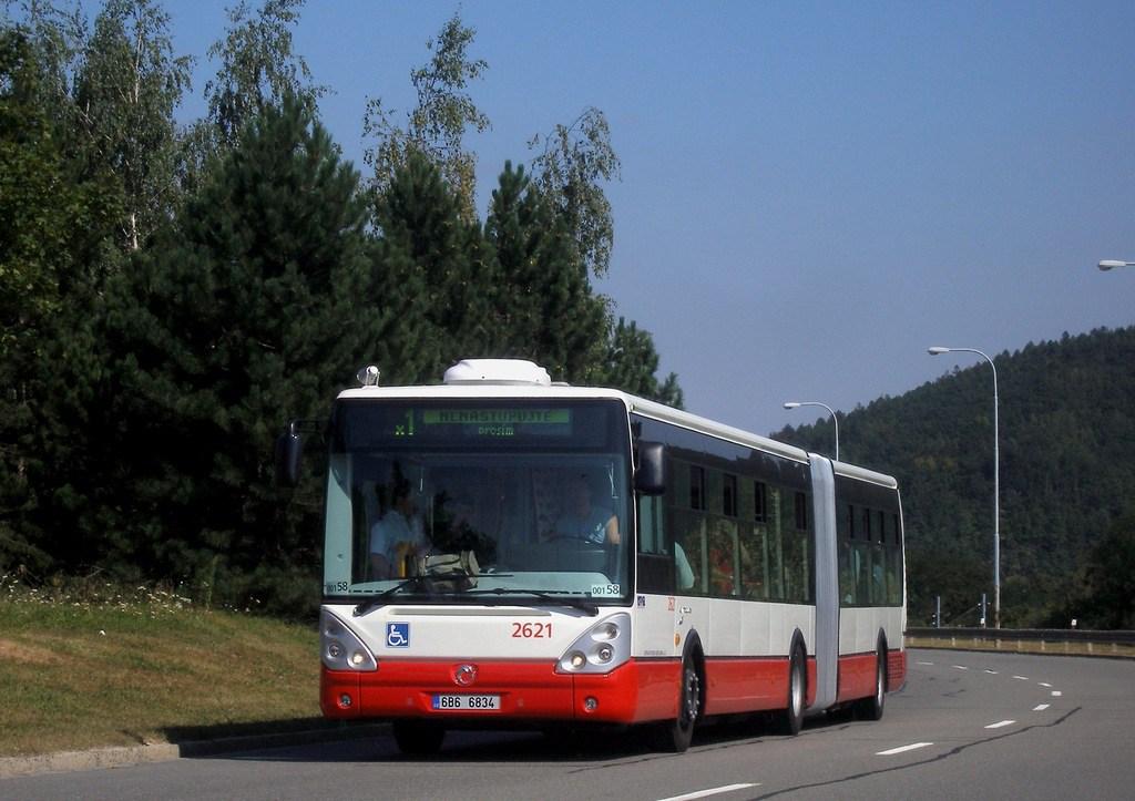 Fotogalerie » Irisbus Citelis 18M 2621 | Brno | Bystrc | Vejrostova