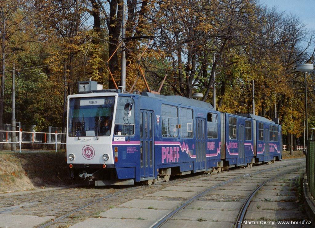 Fotogalerie » KT8D5 1701 | Brno | Pisárky | Hlinky