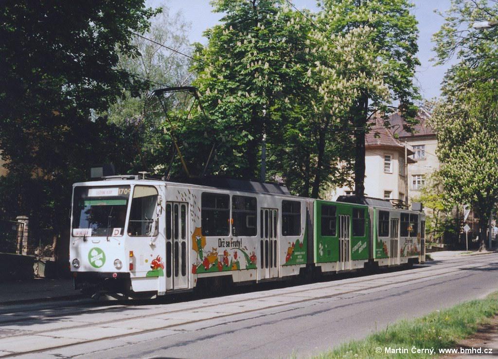 Fotogalerie » KT8D5 1709 | Brno | Masarykova Čtvrť | Údolní | Heinrichova