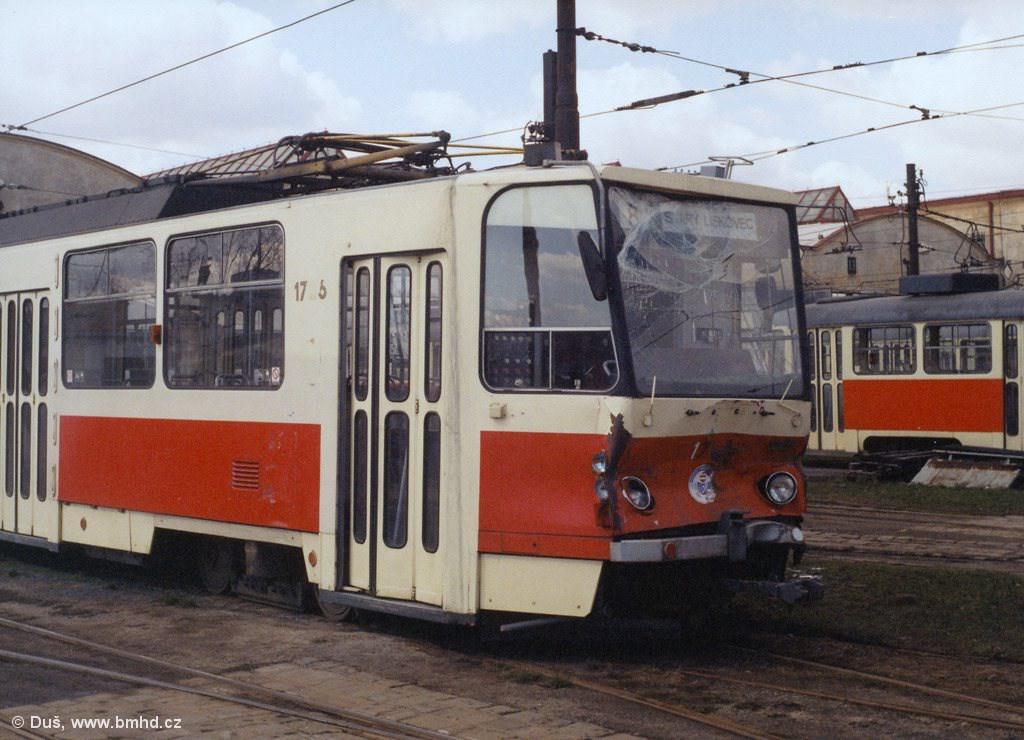 Fotogalerie » KT8D5SU 1726 | Brno | vozovna Medlánky