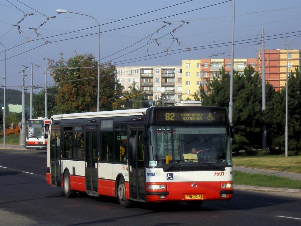 Fotogalerie » Irisbus Citybus 12M 2071.20 7601 | Brno | Starý Lískovec | Osová