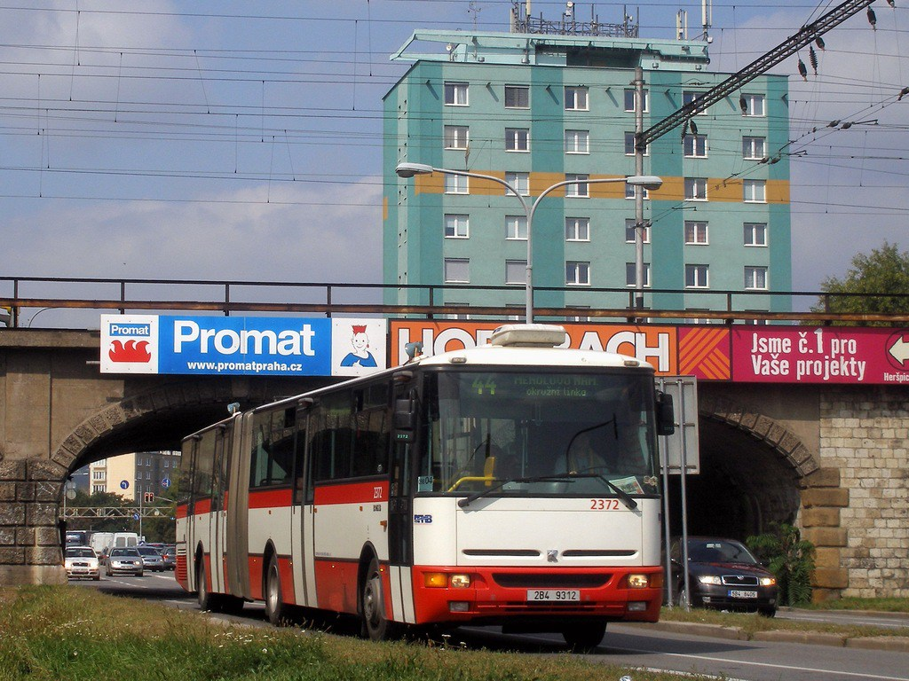 Fotogalerie » Karosa B961E.1970 2372 | Brno | Trnitá | Opuštěná