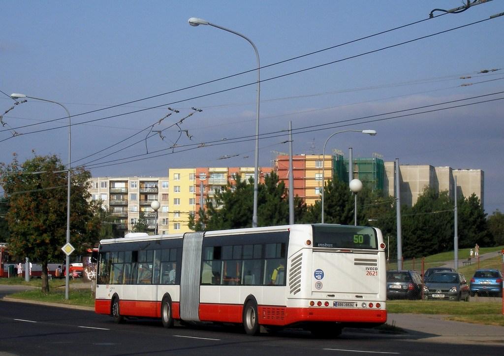 Fotogalerie » Irisbus Citelis 18M 2621 | Brno | Starý Lískovec | Osová