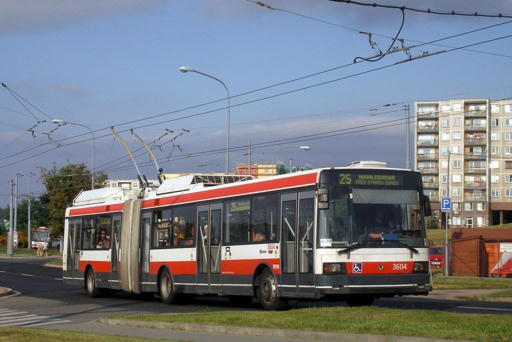 Fotogalerie » Škoda 22Tr 3604 | Brno | Starý Lískovec | Osová