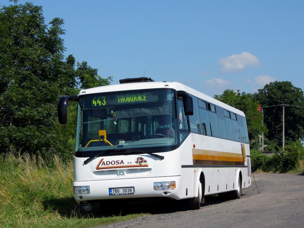 Fotogalerie » SOR SOR C 12 7B0 3038 | Moravský Krumlov | U Nádraží