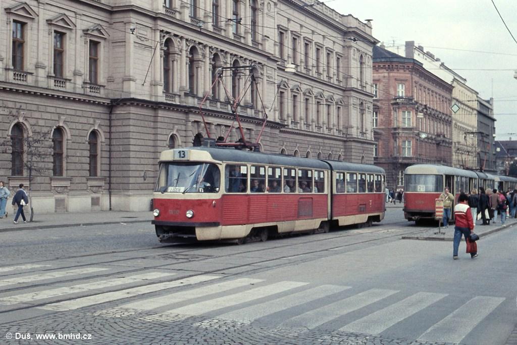 Fotogalerie » K2YU 1120 | Brno | střed | Joštova