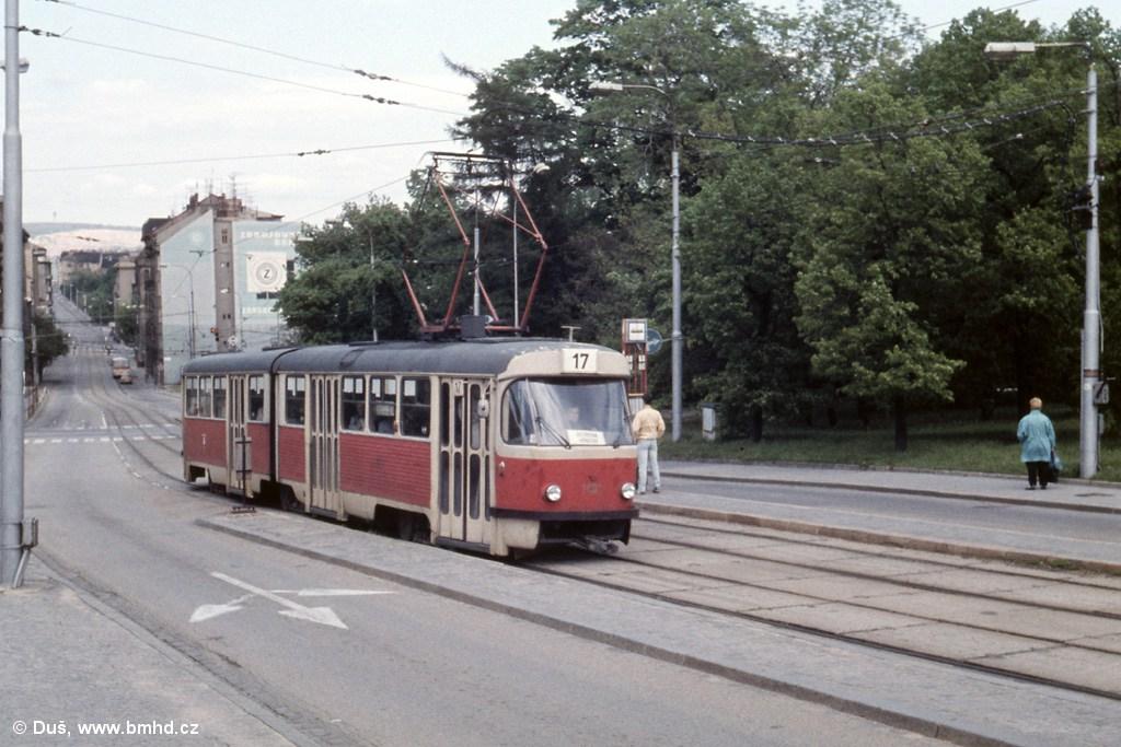 Fotogalerie » K2YU 1131 | Brno | střed | Moravské náměstí | Moravské náměstí