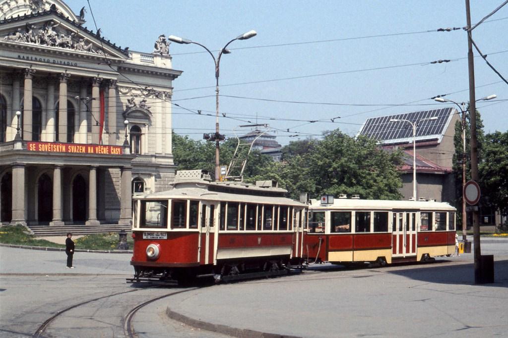 Fotogalerie » DPMO 205 | DPP 1404 | Brno | střed | Malinovského náměstí