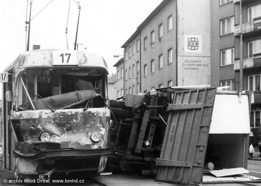 Fotogalerie » ČKD Tatra K2 1059   Brno   Štýřice   Vídeňská