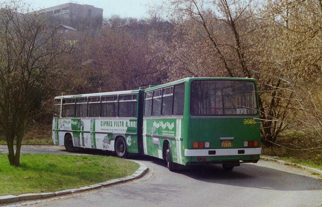 Fotogalerie » Ikarus 280.08 2085 | Brno | Řečkovice | Řečkovice, hřbitov