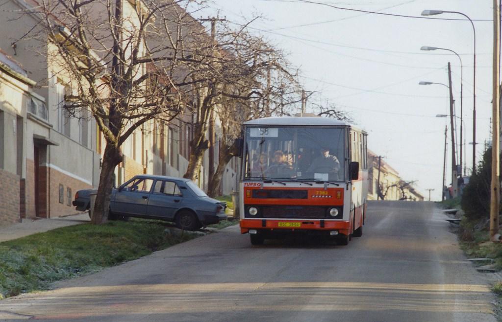 Fotogalerie » Karosa B732.1654.3 7382   Brno   Líšeň   Scheinerova