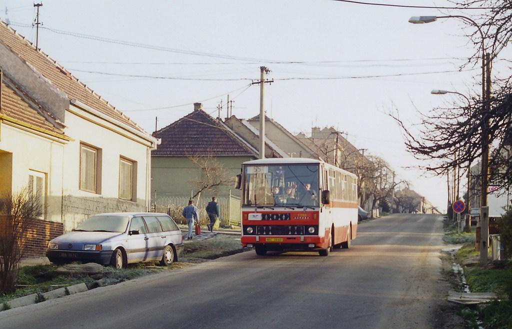 Fotogalerie » Karosa B732.1654.3 7388   Brno   Líšeň   Scheinerova