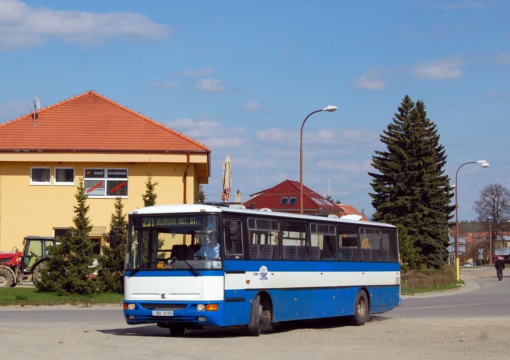 Fotogalerie » Karosa C954.1360 1B0 0170   Studnice   Studnice