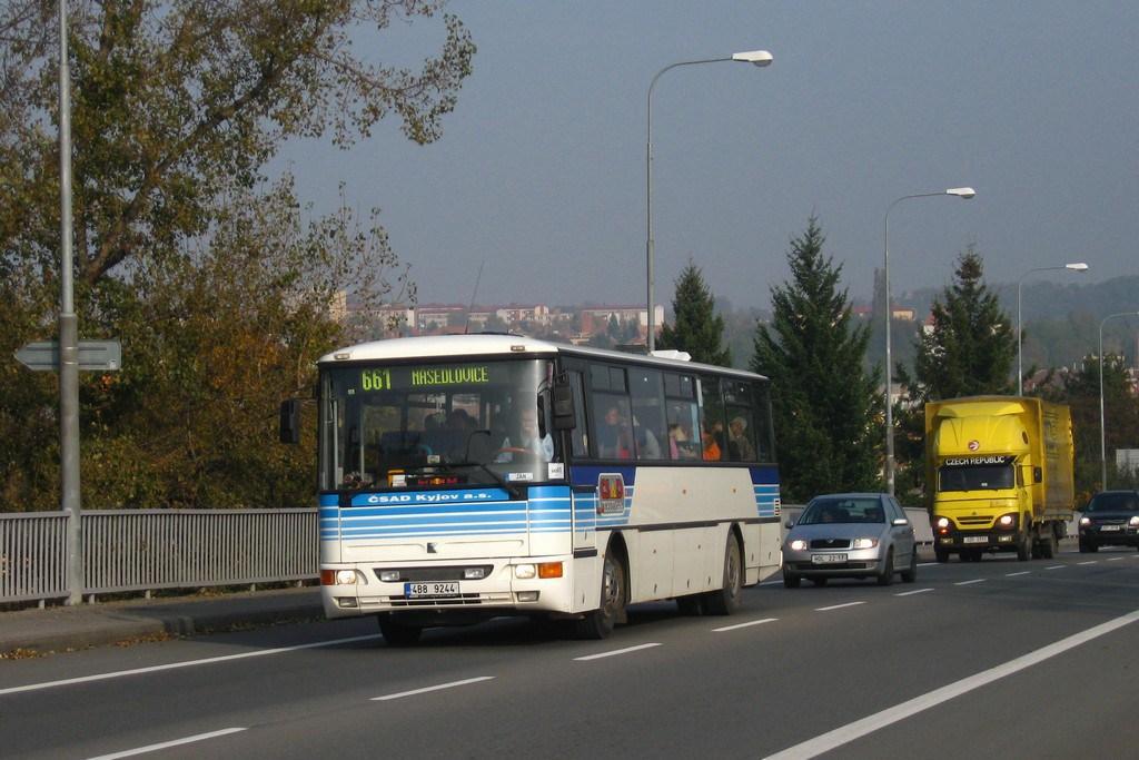 Fotogalerie » Karosa C954E.1360 4B8 9244   Kyjov   Strážovská