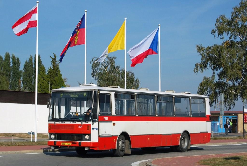 Fotogalerie » Karosa B732.1652 7321 | Brno | Tuřany | Evropská