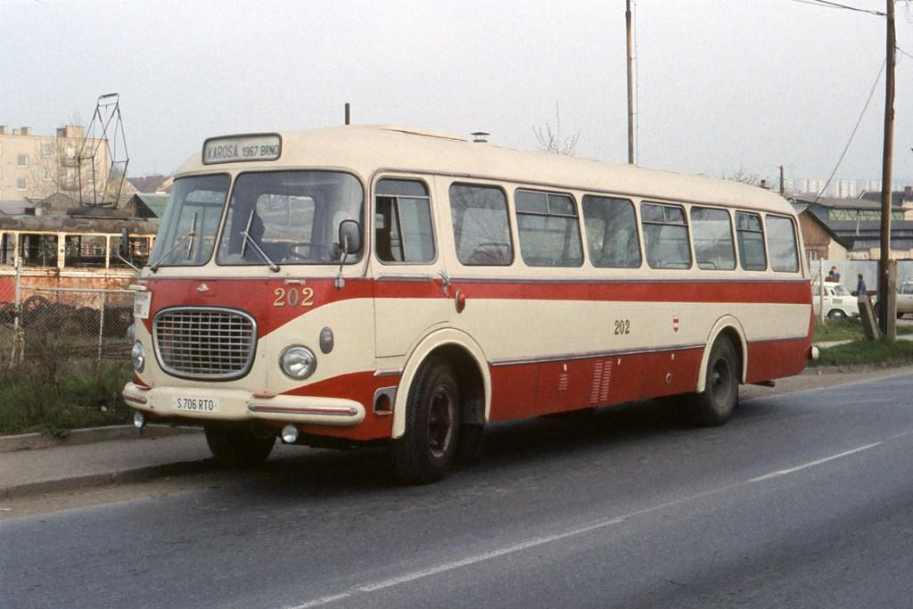 Fotogalerie » Škoda 706 RTO MTZ 202 | Brno | Líšeň | Holzova