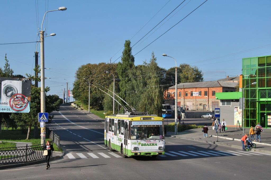 Fotogalerie » Škoda 14Tr05 146 | Rovno | Bohoiavlenska