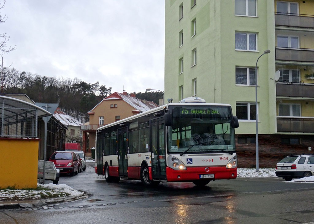 Fotogalerie » Irisbus Citelis 12M 4B4 0362 7644 | Brno | Obřany | Výpustky