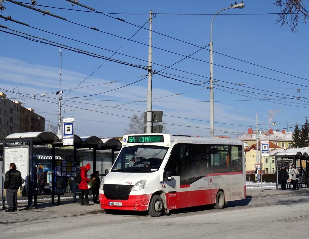 Fotogalerie » SKD Iveco Stratos LF 38 D 9B6 3387 7515 | Brno | Židenice | Stará Osada