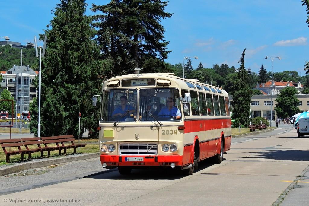 Fotogalerie » Karosa ŠM11.1630MOC V 4624 2834 | Brno | Pisárky | BVV