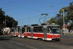 Vlaková výluka si vyžádá opětovné zavedení linky P6