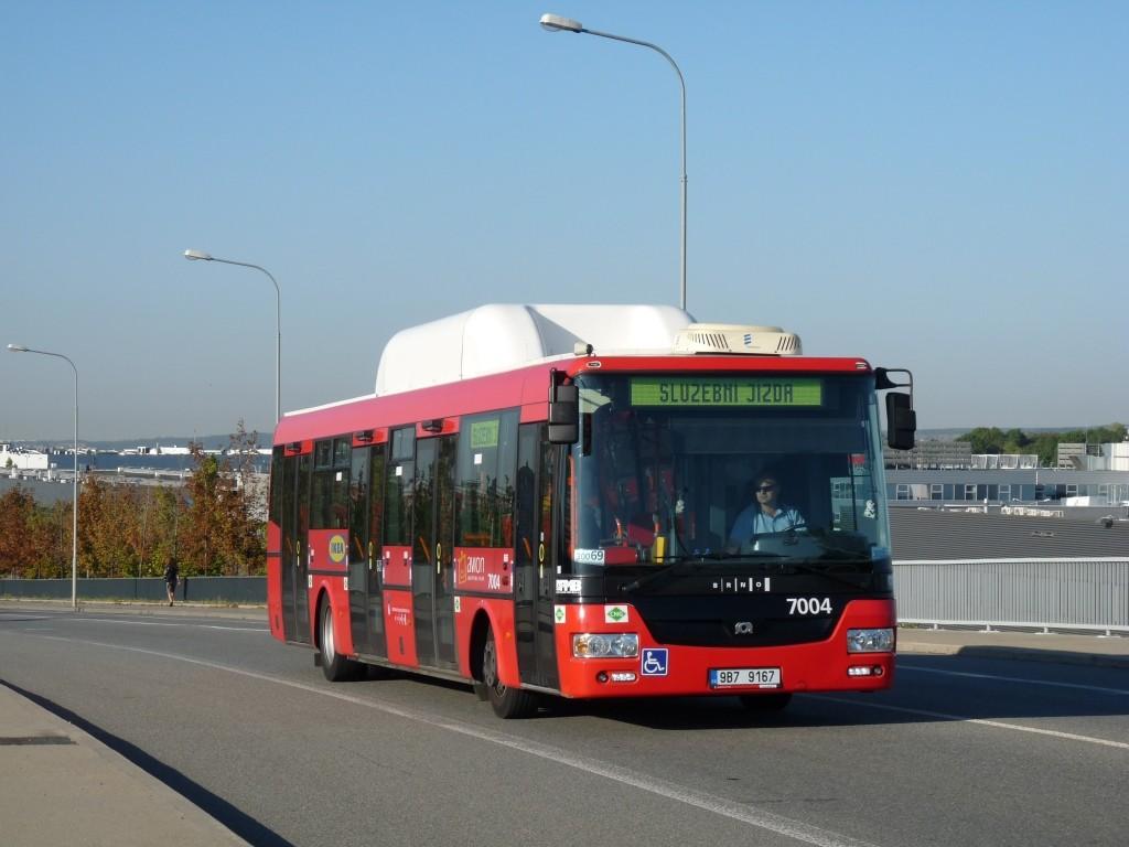 Fotogalerie » SOR NBG 12 9B7 9167 7004 | Brno | Slatina | Tuřanka