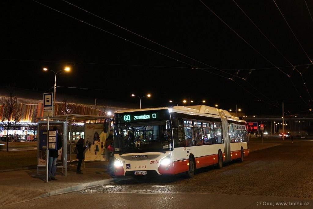 Fotogalerie » Iveco Urbanway 18M CNG 1BT 8138 2018 | Brno | Bohunice | Netroufalky | Nemocnice Bohunice