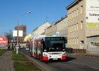 Další z nových autobusů, Urbanway 18M 2023 na lince 40