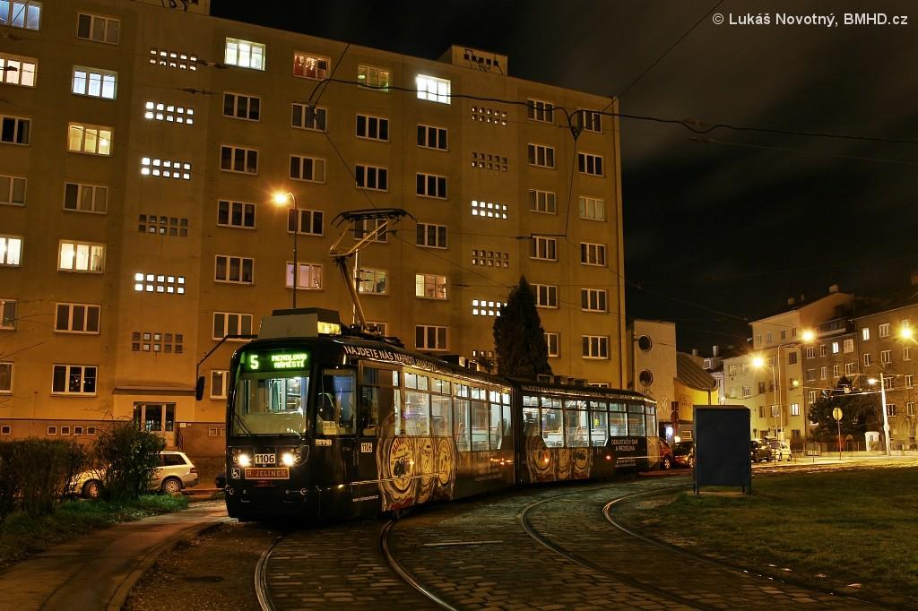 Fotogalerie » Pragoimex VarioLF2R.E 1106 | Brno | Štefánikova čtvrť | Štefánikova čtvrť